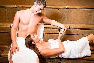 Spa en Pareja con Sauna + Reflexologia y Cóctel en Kennedy