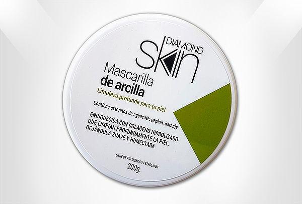 Diamond Skin: Gel Corporal, Mascarilla, Exfoliante y Mas