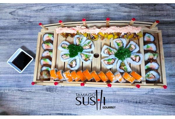 Promo Navidad  Sushi
