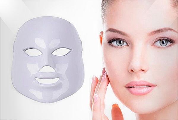 Terapia Regenerativa con Mascara Led en Modelia