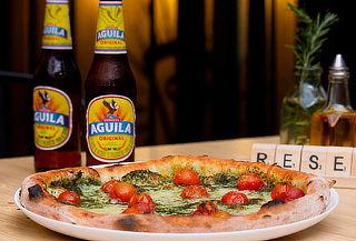 Pizza Artesanal + Bebidas a Elección para 2, 4 o 6 Personas