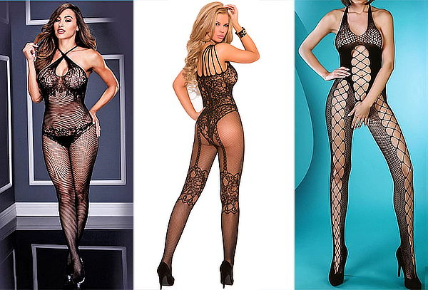 Malla Sexy Body Stocking