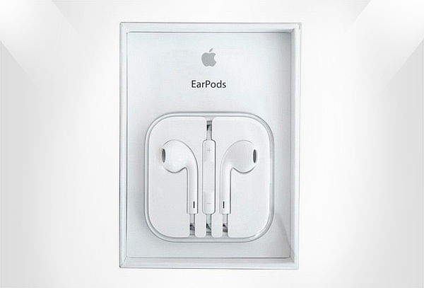 Audífonos Earpods Apple 3.5 mm Originales