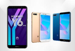 Huawei Y6 2018 16 GB