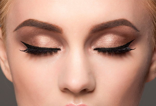 Delineado Permanente Ojos, Línea Superior e Inferior