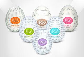 Huevo Masturbador Tenga Eg