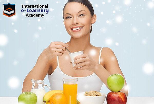 Curso Online de Nutrición y Dietética + Certificado