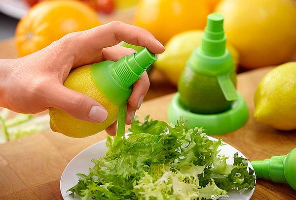 Set de 3 Pulverizadores de Cítricos Citrus Spray