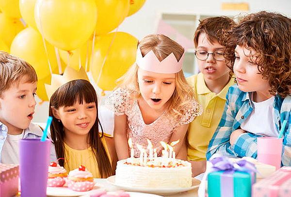 Fiesta Infantil + Domicilio  20 Niños por 3 Horas