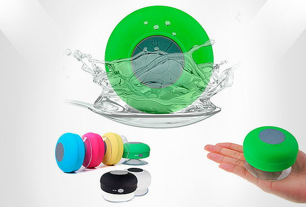 Parlante Bluetooth Resistente Al Agua
