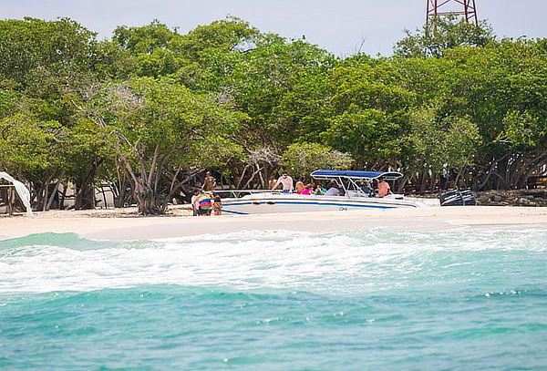 Pasadía Privada en Islas del Rosario