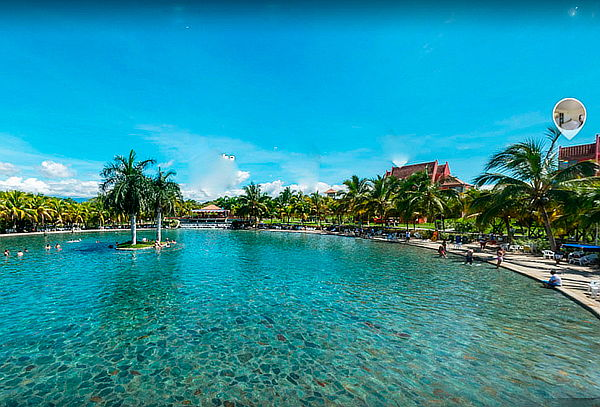 Pasadia en Playa Hawai en el Tolima, 20 de Enero
