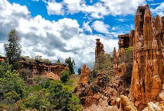 Expedición Fotográfica al Desierto de la Tatacoita 19 Enero