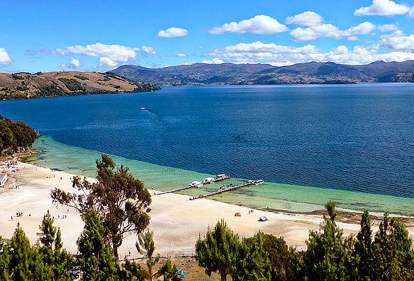 Pasadía Laguna Tota y Playa Blanca 20 de Enero