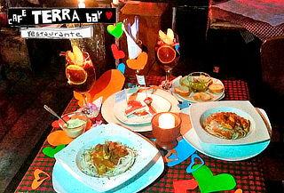 Cena Romántica con Vino y Postre en Santa Isabel