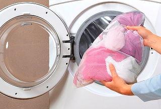 Pack de 5 Bolsas para Lavar Ropa Delicada.