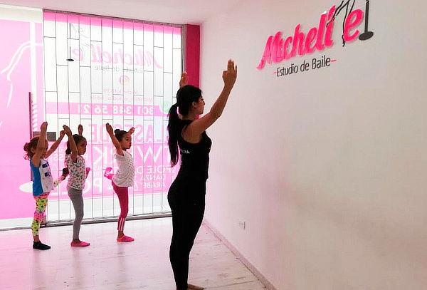 8, 16 o 24 Clases de Ballet, Baile y Modelaje para Niña(o)s