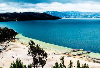 Pasadía Laguna Tota y Playa Blanca 17 o 24 de Marzo