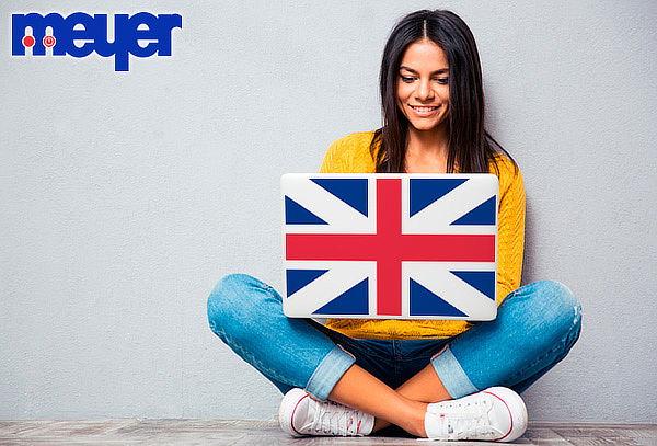 2x1 Curso Virtual de Inglés por 1 Año en el Instituto Meyer