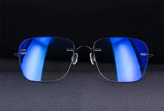 9d31cb064 Lentes bloqueo de luz azul+ examen+montura