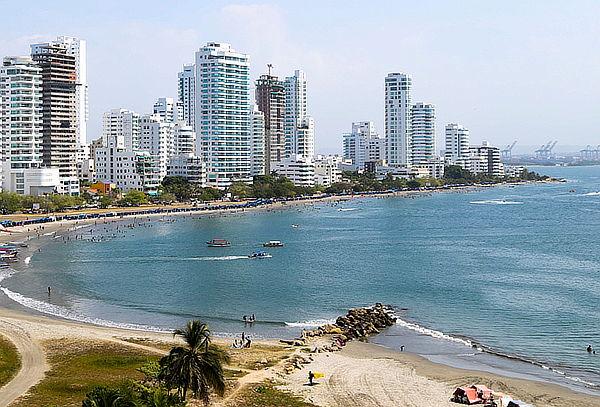 Cartagena con Tiquete, Alojamiento, Tour y más