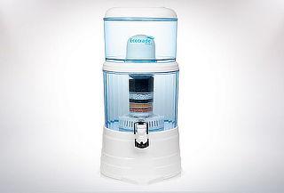 Filtro Purificador De Agua Ecotrade 14 Lts