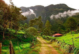 Día Mágico en La Chorrera de Choachi Cundinamarca