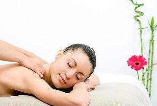 Masaje Terapéutico Descontracturante Cuello y Espalda
