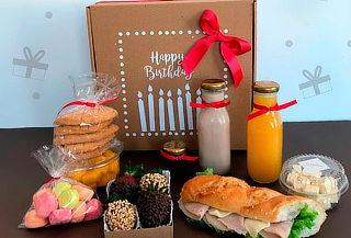 Desayuno Sorpresa Especial + Snack y Más