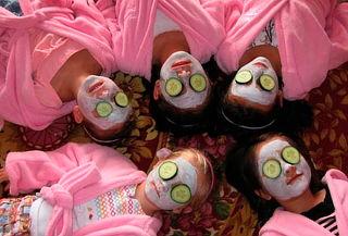 Spa para Princesitas con Masaje Infantil y más
