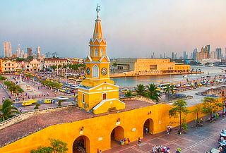 4D/3N Cartagena y Santa Marta Opción 4, 5 y 6 Noches