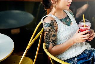 2x1 Tatuaje Personalizado 7x7 Cms en La Zona T