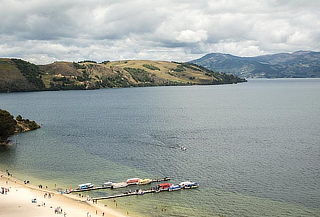 Pasadía Lago de Tota + Playa Blanca 14 de Julio