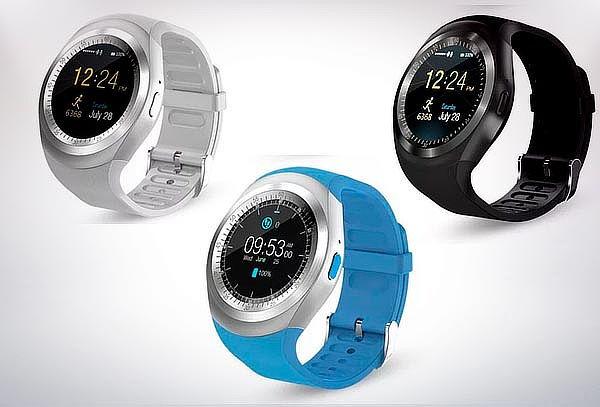 5560a5844f7a Reloj Smartwatch con Bluetooth
