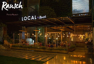 Local By Rausch: Entrada + Plato Fuerte + Bebida