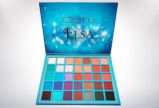 Paleta de Sombras Profesionales Beauty Creations 35 colores