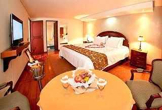 Noche Romántica en Hotel Centro Internacional Bogotá