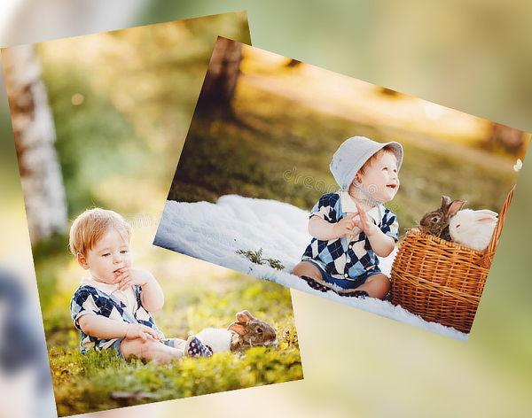 Mini Sesión Fotográfica Infantil en Exterior