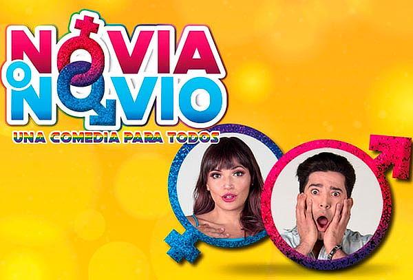 """Entrada a la Obra """"NOVIA O NOVIO""""  Teatro Santa fe"""