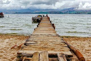 Super Plan en La Laguna de Tota y Playa Blanca