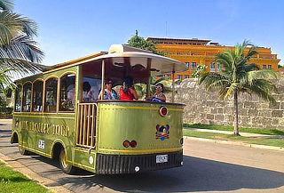 2X1 City Tour Panorámico por Cartagena para 2