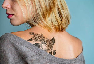 2x1 de Tatuaje de 5 x 5 Cms Personalizado a Color en Modelia