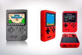 Mini Consola Retro Portátil Tipo Game Boy Color a Elección