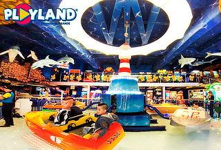 Playland Diversión en Grande Combo de Tiempo Favorito