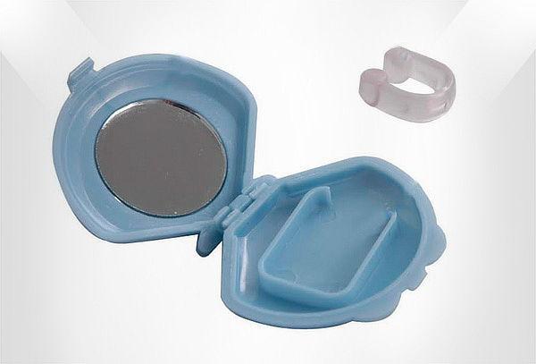 Mini Clip Anti Ronquido Suave Antialergico