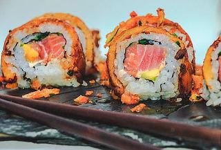 12, 24 o 48 Bocados de Sushi + Bebidas
