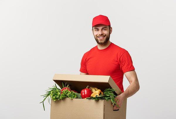Servicio de Transporte de Alimentos, Carga Liviana, Acarreos