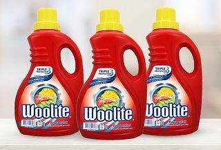 1 ó 3 Detergente Woolite Mix Color x 1000ml