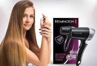 Secador Portatil Remington, Negro D2400
