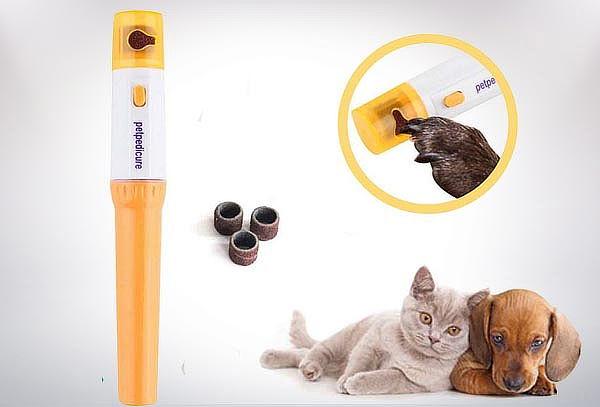 Lima Unas Eléctrico para Mascotas
